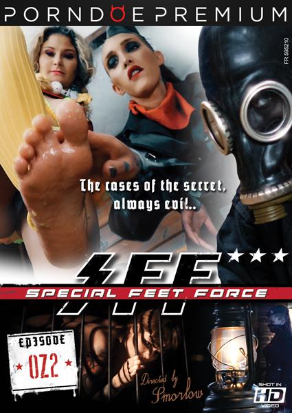 Special Feet Force - Episode 0Z2 Box Cover