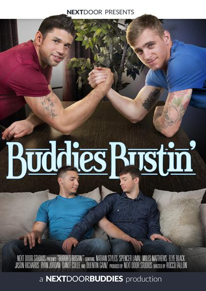 Buddies Bustin Box Cover