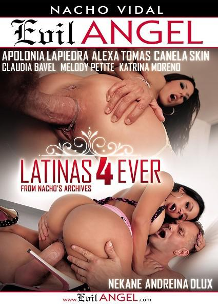Latinas 4 Ever Box Cover