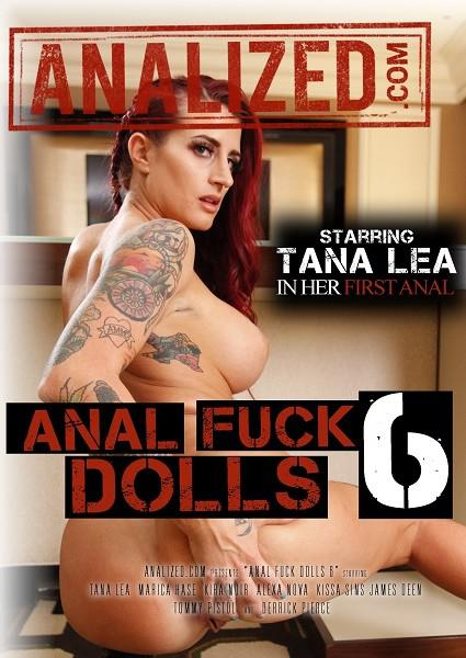 Anal Fuck Dolls 6 Box Cover
