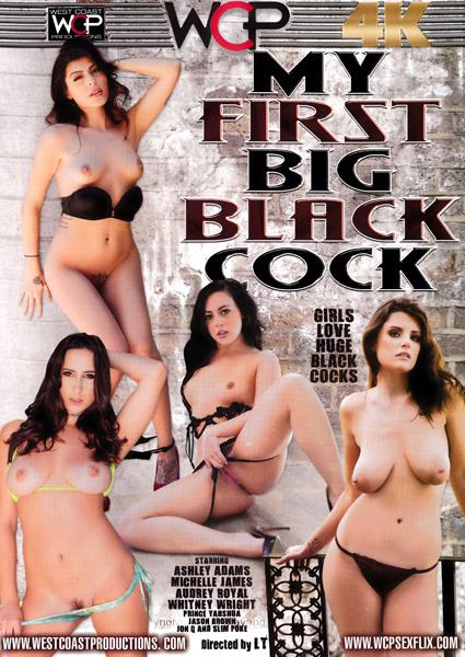 My First Big Black Cock Box Cover