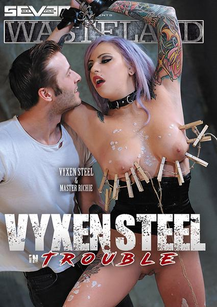 Vyxen Steel In Trouble Box Cover