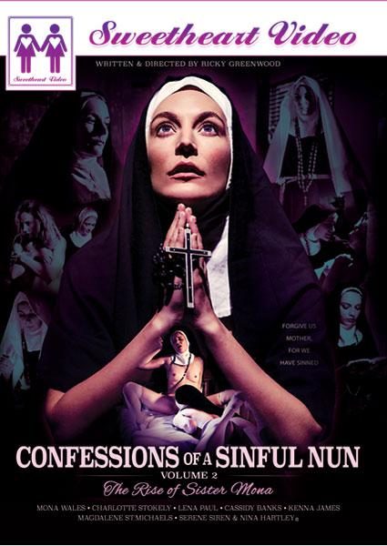 Confessions Of A Sinful Nun Volume 2 - The Rise of Sister Mona Box Cover