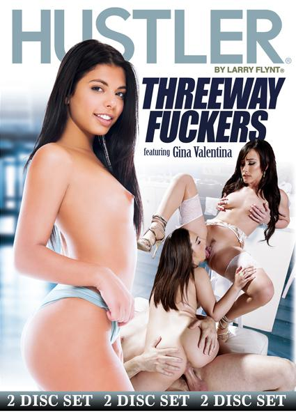 Threeway Fuckers (Disc 1) Box Cover