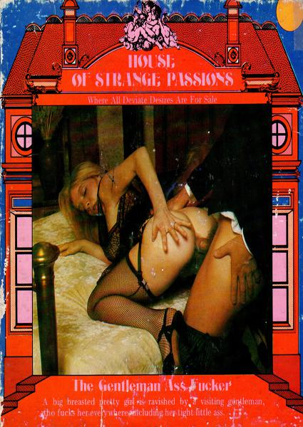 House Of Strange Passions - Gentleman Ass Fucker Box Cover