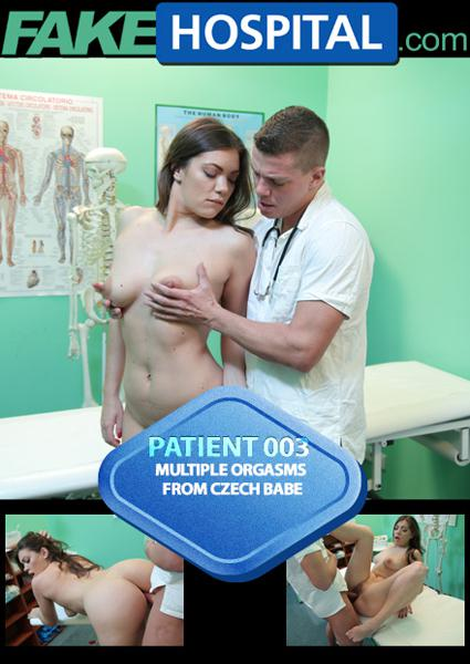 Patient 003 - Multiple Orgasms From Czech Babe Box Cover