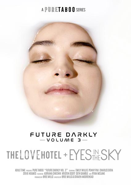 Future Darkly Volume 3 - The Love Hotel + Eyes In The Sky Box Cover