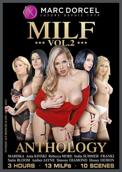 MILF Anthology Vol. 2 (French) Box Cover
