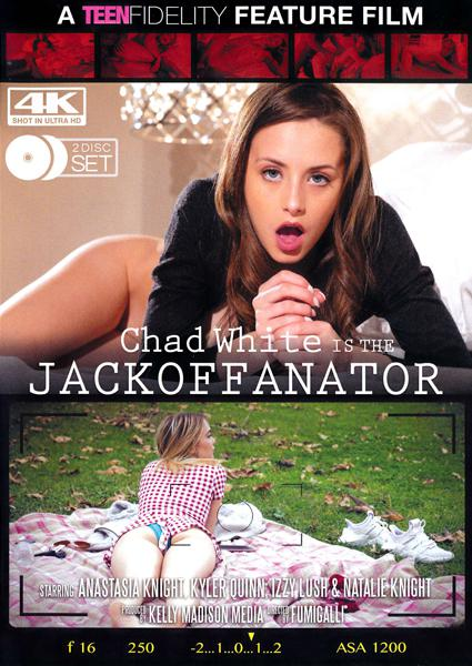 Chad White is The Jackoffanator Box Cover