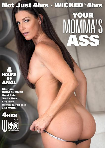 Your Momma's Ass Box Cover