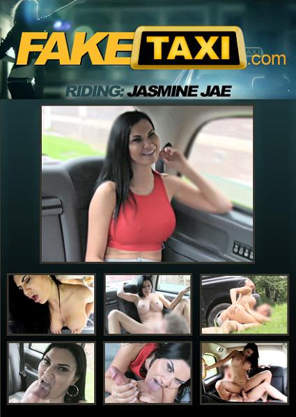 Fake Taxi Presents - Jasmine Jae Box Cover