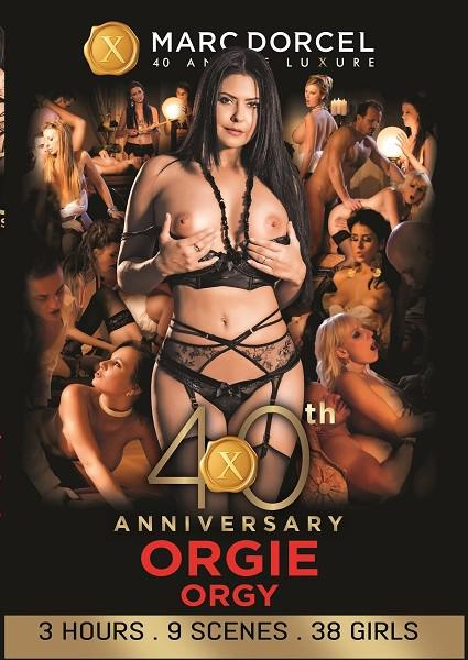 40th Anniversary Orgy (French) Box Cover
