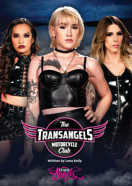 The Transangels Motorcycle Club Box Cover