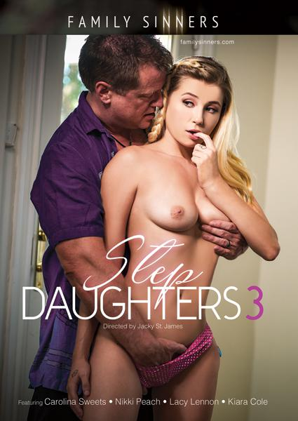 Step Daddy Punishes Daughter