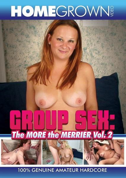 Group Sex: The More The Merrier Vol. 2 Box Cover