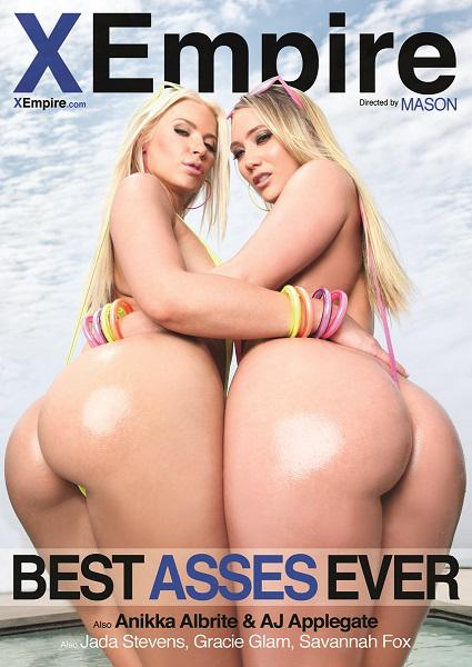 Best Asses Ever Box Cover