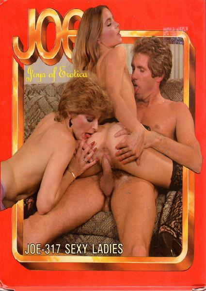 Joys Of Erotica 317 - Sexy Ladies Box Cover