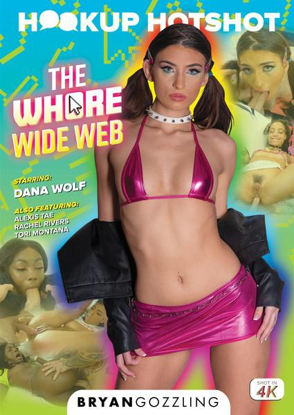 Hookup Hotshot - The Whore Wide Web Box Cover