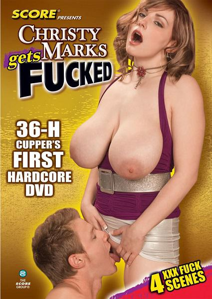 Christy Marks Gets Fucked Box Cover