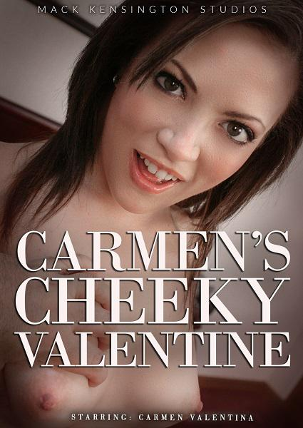 Carmen's Cheeky Valentine Box Cover
