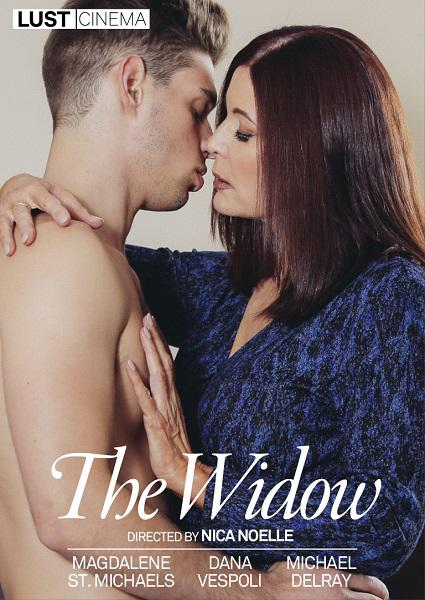 The Widow Box Cover