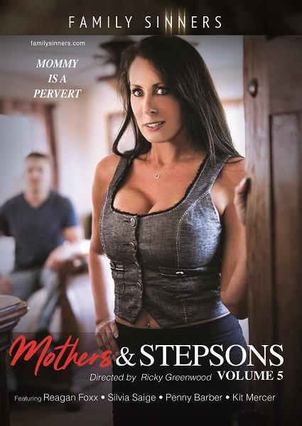 Mothers & Stepsons 5 Box Cover