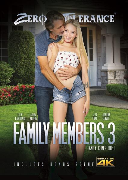 Family Members 3 Box Cover