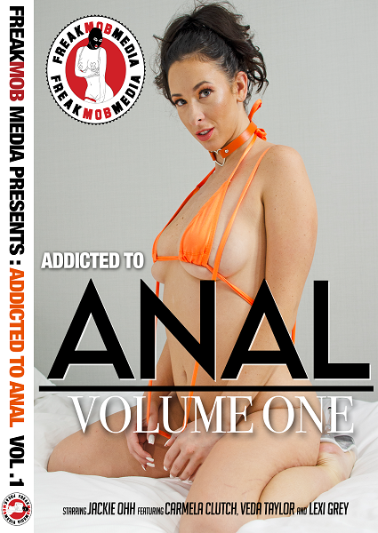 Addicted To Anal Volume One Box Cover