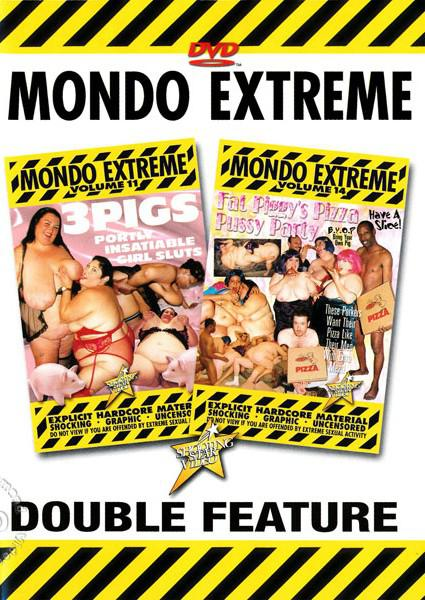 Mondo Extreme Volume 11 - 3 Pigs Box Cover