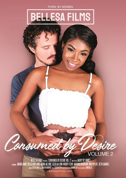 Consumed By Desire Volume 2 Box Cover - Login to see Back