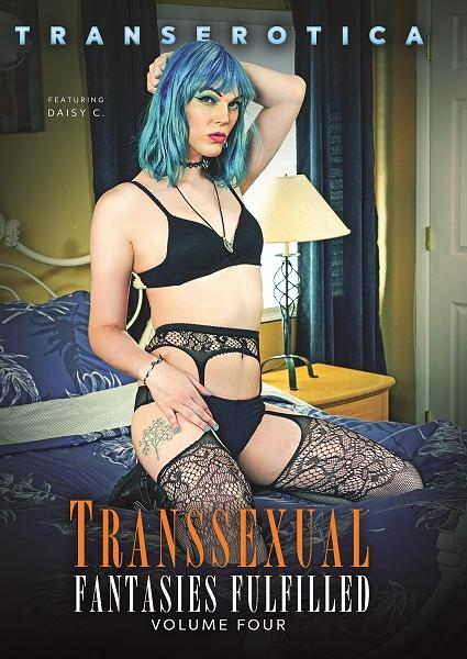 Transsexual Fantasies Fulfilled Volume Four Box Cover
