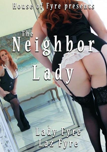 The Neighbor Lady Box Cover