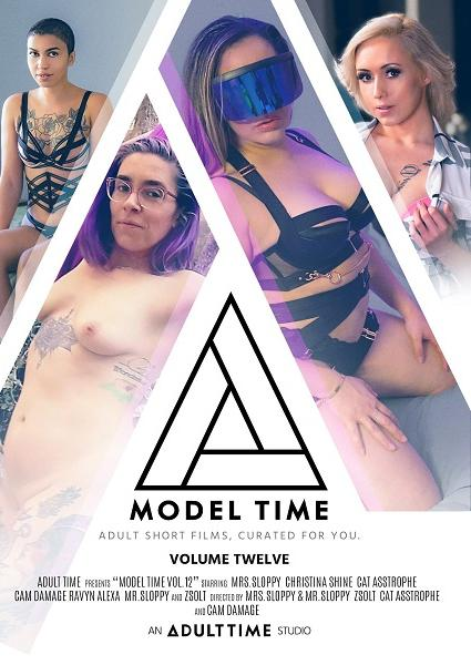 Model Time 12 Box Cover