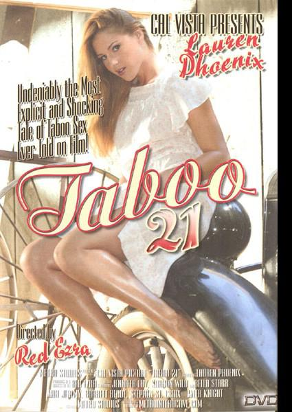 Taboo 21 Box Cover