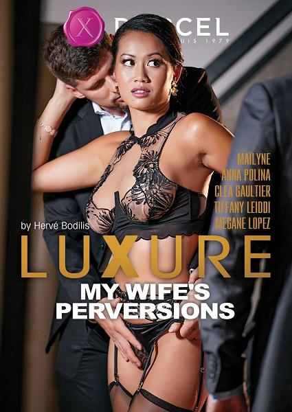 Luxure - My Wife's Perversions (English) Box Cover