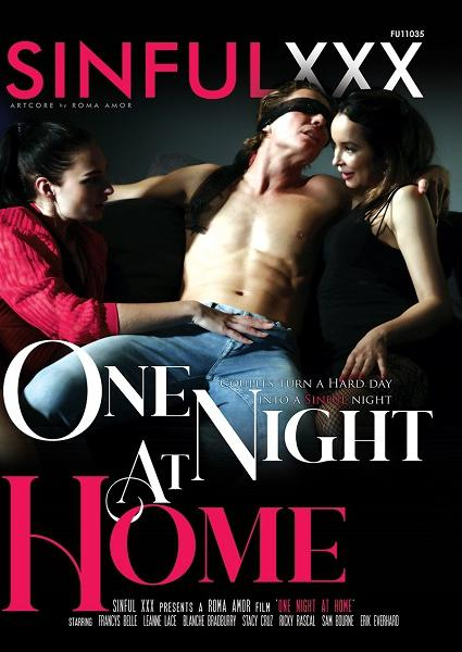 One Night At Home Box Cover - Login to see Back