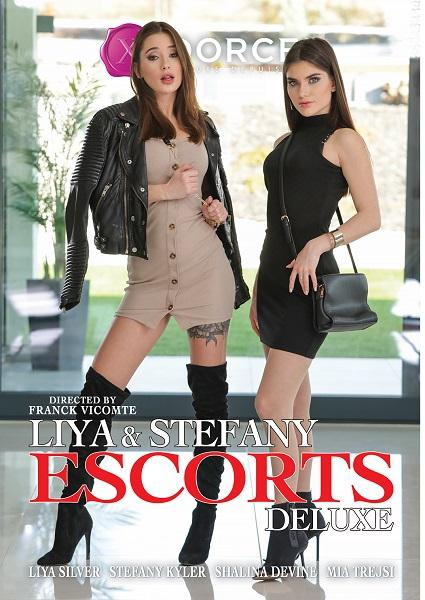 Liya & Stefany - Escorts Deluxe Box Cover