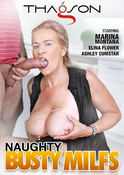 Naughty Busty MILFs Box Cover