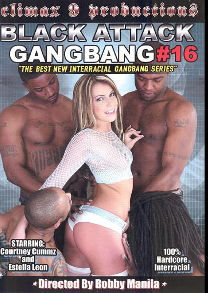 Black attack gangbang was