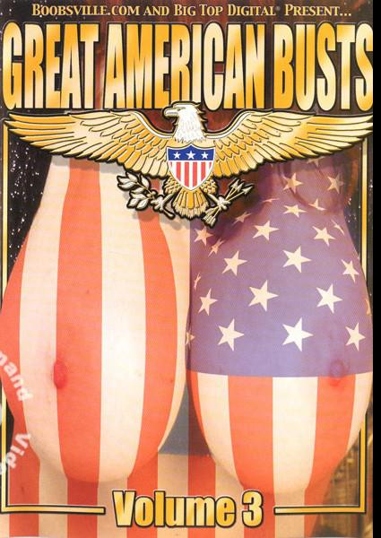 Great American Busts Volume 3 Box Cover