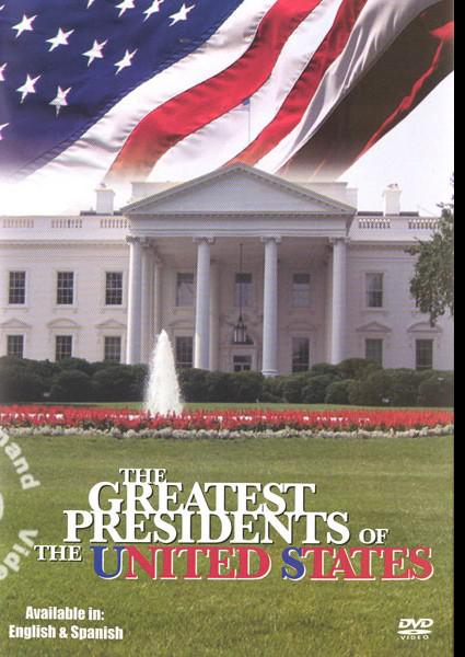 The Greatest Presidents Of The United States Box Cover