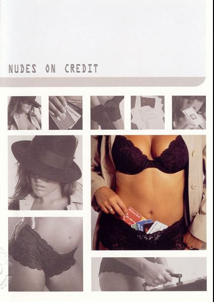 Nudes On Credit Box Cover