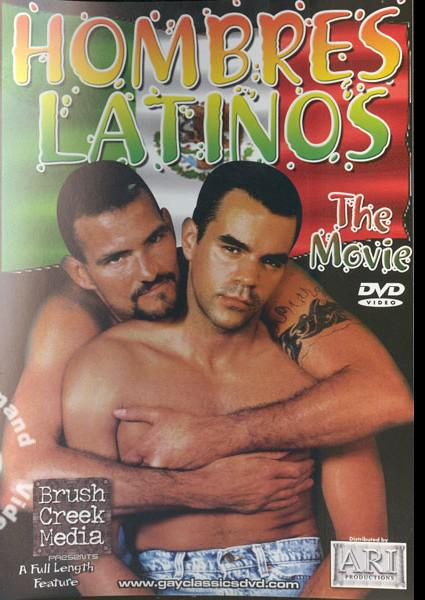 Hombres Latinos The Movie Box Cover