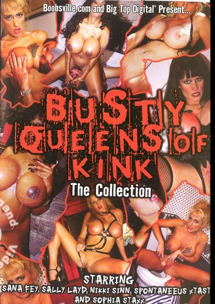 Busty Queens Of Kink - The Collection Box Cover
