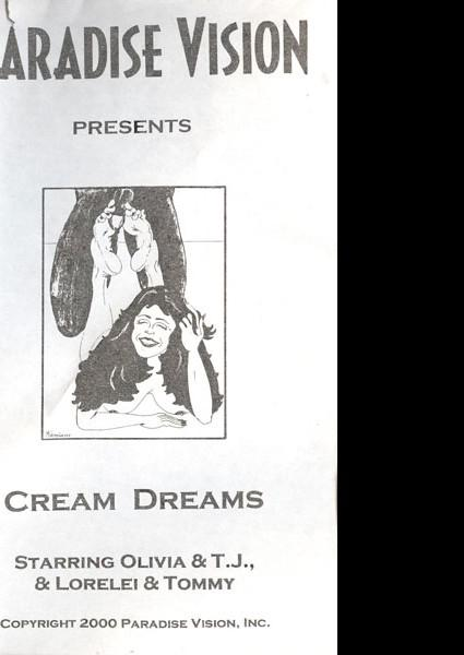 Cream Dreams Box Cover