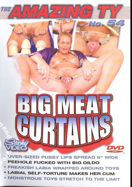 Huge Meat Curtains