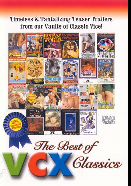The Best Of VCX Classics Box Cover