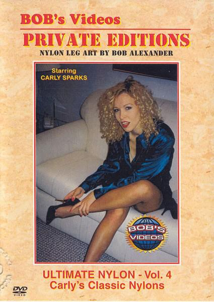 Ultimate Nylon Vol. 4 - Carly's Classic Nylons