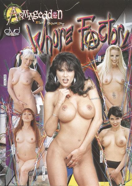 Whore Factory Box Cover