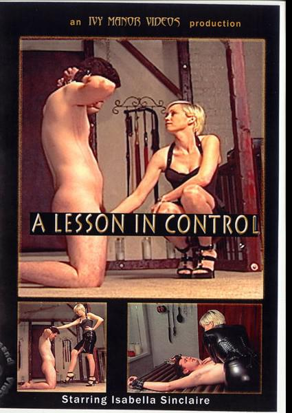 A Lesson In Control Box Cover